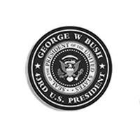 President George W Bush logo